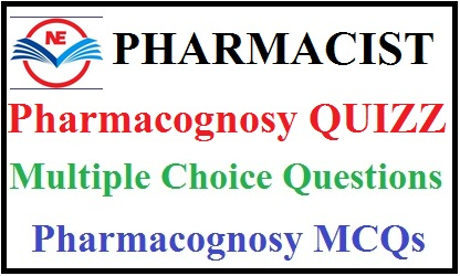 Pharmacognosy Quizz 2020