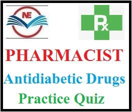 Antidiabetic Drugs Quiz 2021